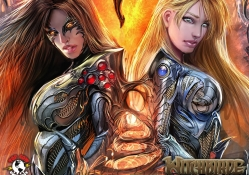 Witchblade (Sara and Dani)