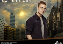 Sanctuary on SyFy