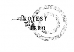 Protest The Hero Grunge Logo