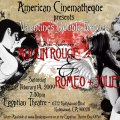 Moulin Rouge _ Romeo & Juliet Double Feature