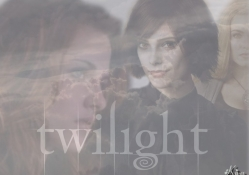 twilight _ Alice, Bella, Rosalie