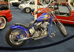 2000 Custom Built Denvers Chopper 1