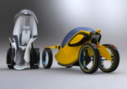 Scarab Motorcycle Concept