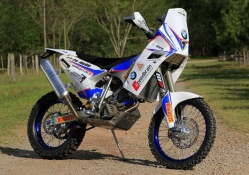 BMW Dakar Bike