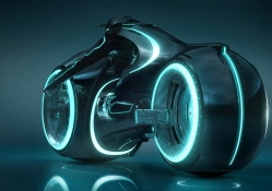 tron light cycle