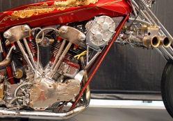 Supercharged, Harley Davidson Knucklehead..........