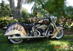 Indian Chief Deluxe(RockRide Version)