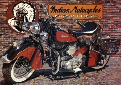 Indian Chief F5