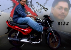 i on my bike