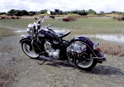 Old Indian Chief Deluxe Rear Angle