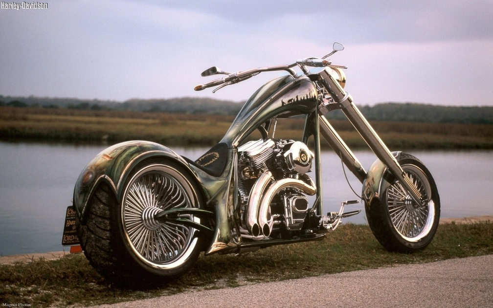 Motorcycles Wallpapers Harley Davidson Wallpapers