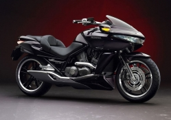 Honda super black bird