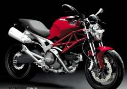 Ducati's new Monster