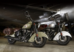 Indian Chief Bomber(Limited Edition)