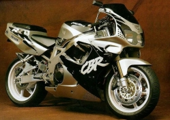 Honda super street bike