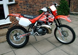 Honda Enduro Bike
