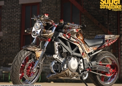Suzuki super street bike