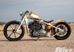 2012 Twisted Choppers Rigid