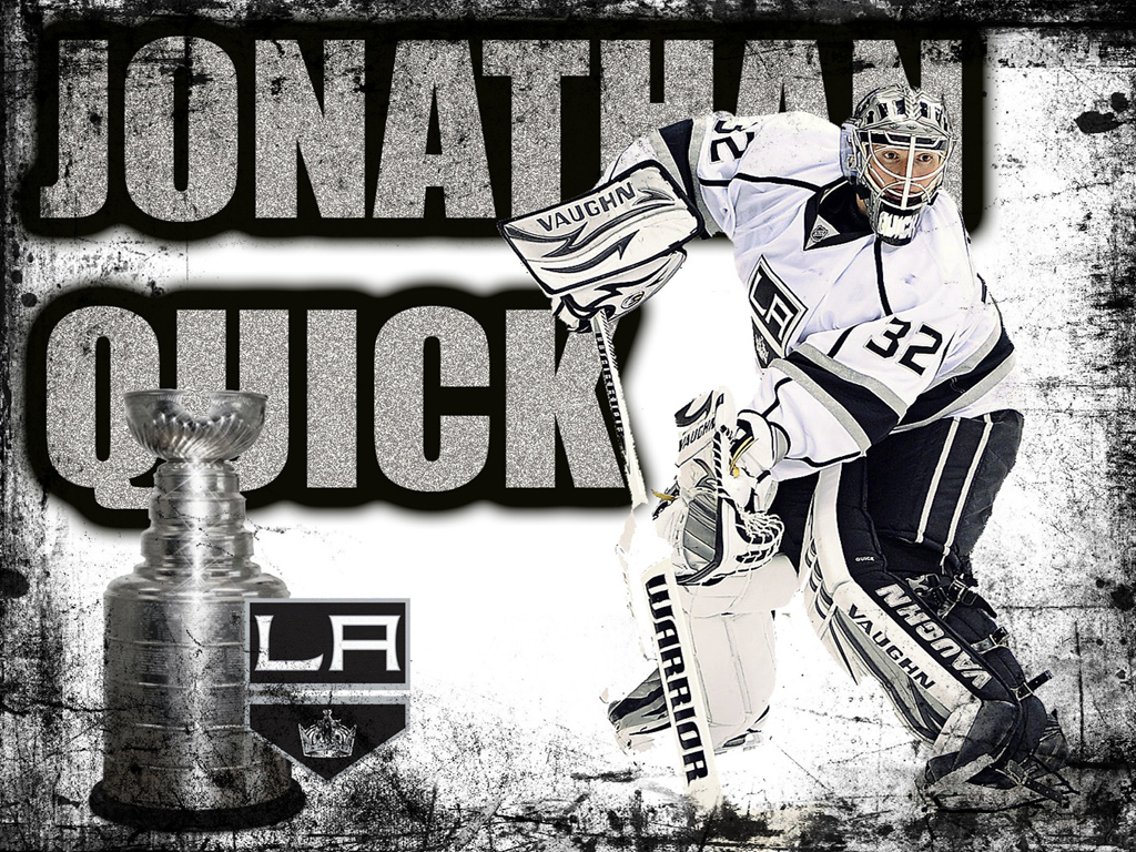 Jonathan Quick Desktop Wallpaper | www.pixshark.com ...