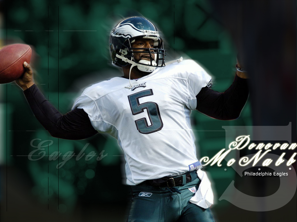 Donovan Mcnabb Eagles Download Hd Wallpapers And Free Images