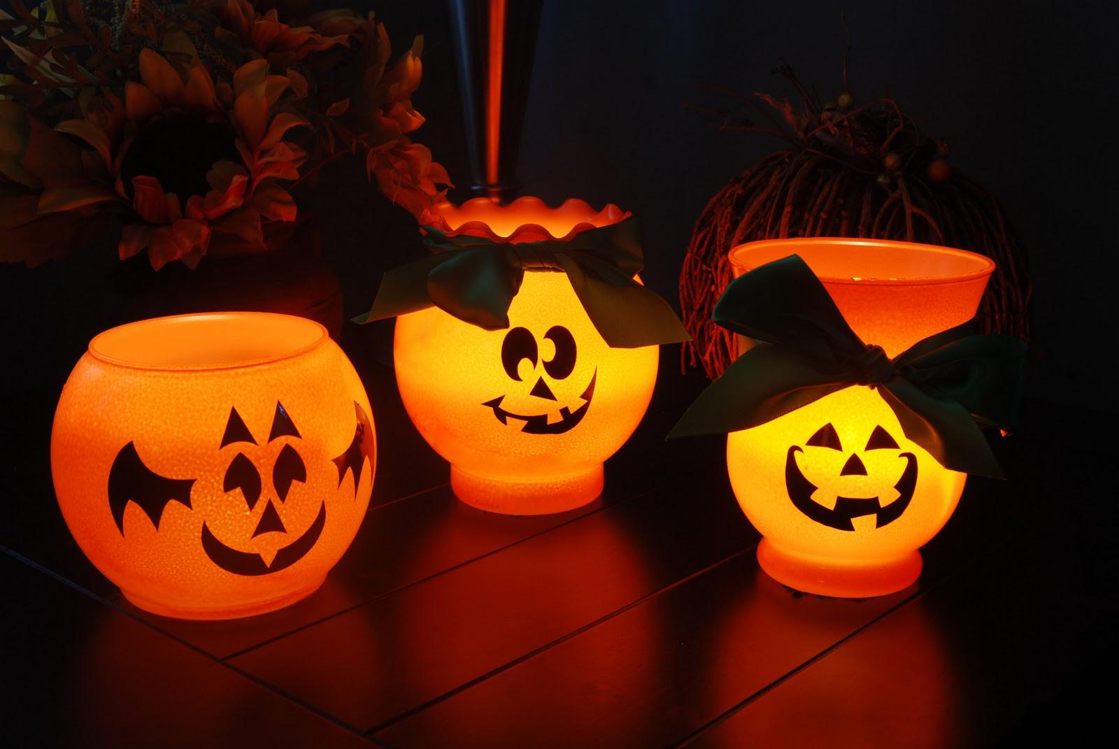 Как сделать декорации на хэллоуин своими руками видео